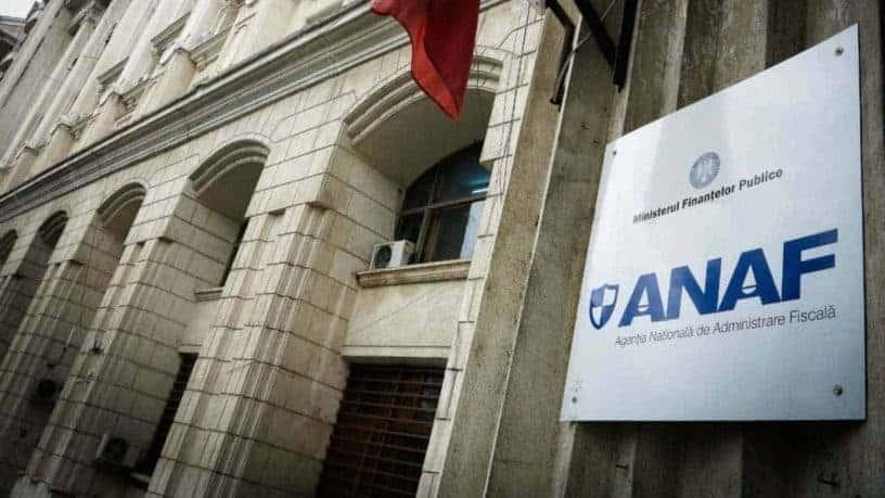 ANP | Corespondenta cu ANAF-ul