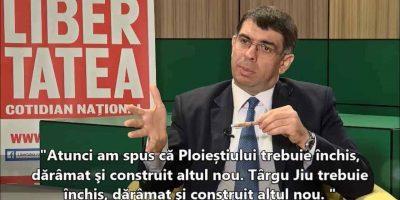Fost ministru al justitiei: Cel putin doua penitenciare din Romania ar trebui demolate
