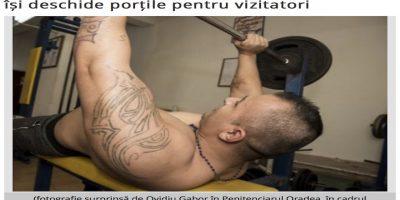 Se intra in inchisoare - Penitenciarul Oradea isi deschide portile pentru vizitatori