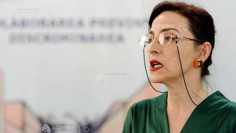 Cristina Dumitran, director imputernicit - Penitenciarul Iasi