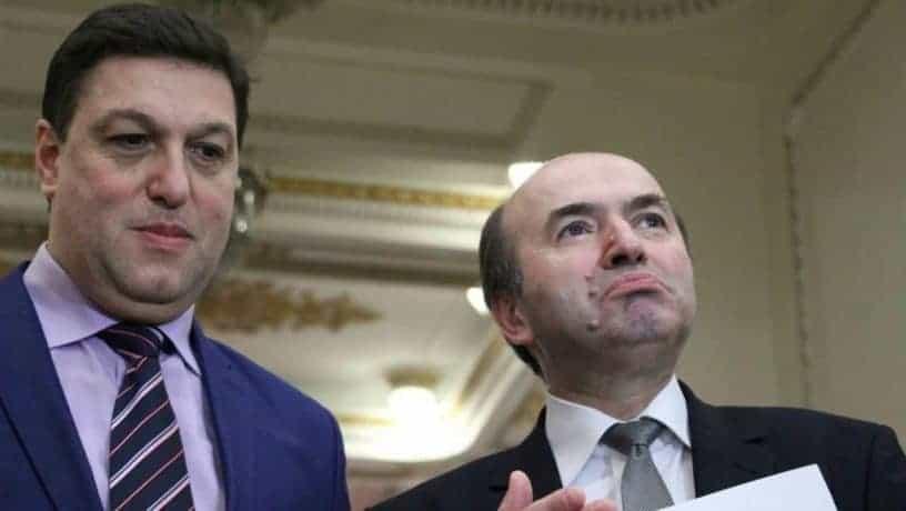 Plangeripenale impotriva senatorilorsocial-democrati Serban Nicolae siTit-Liviu Brailoiu