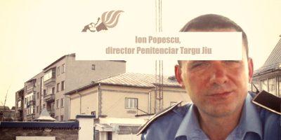 "Directorul ""Sponsorizari-de-la-detinuti"" Popescu, umileste agentii insultati de beneficiari"