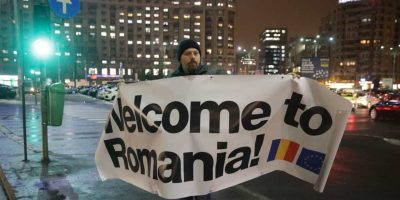 Romania e captiva si infractorii sunt la putere