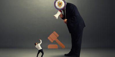 Abuzurile sefilor din penitenciare si ANP, din ce in ce mai des in fata instantelor de judecata