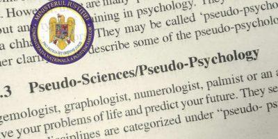 Serviciul psihologia personalului, distrugator de cariere in sistemul penitenciar
