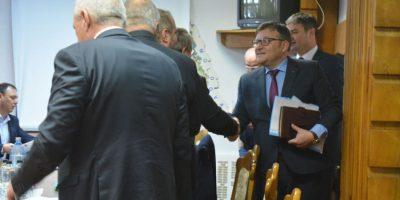 Ministrul muncii in dialog cu sindicalistii din Penitenciarul Botosani